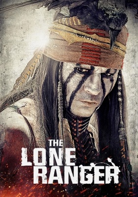 The Lone Ranger movie poster (2013) poster MOV_fb5318bd