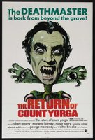The Return of Count Yorga movie poster (1971) picture MOV_49b8d417