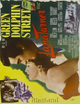 Green Dolphin Street movie poster (1947) poster MOV_fb54f5ce