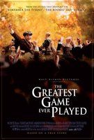 The Greatest Game Ever Played movie poster (2005) picture MOV_fb55f1b4