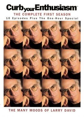 Curb Your Enthusiasm movie poster (2000) poster MOV_fb581807