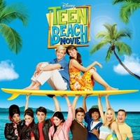 Teen Beach Musical movie poster (2013) picture MOV_fb588199