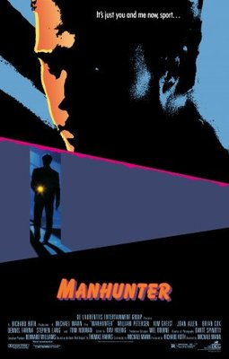 Manhunter movie poster (1986) poster MOV_fb601b8b