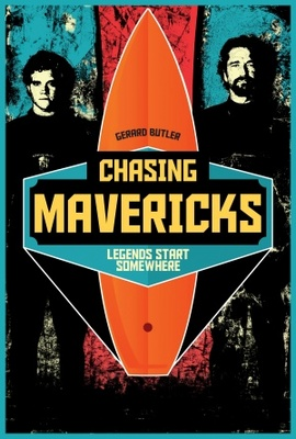 Chasing Mavericks movie poster (2012) poster MOV_fb623ef7