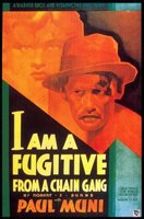 I Am a Fugitive from a Chain Gang movie poster (1932) picture MOV_fb67256c