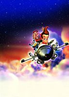Jimmy Neutron: Boy Genius movie poster (2001) picture MOV_fb7fdc5a