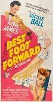 Best Foot Forward movie poster (1943) picture MOV_8889c9b8