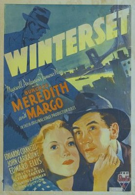 Winterset movie poster (1936) poster MOV_fb820f79
