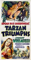 Tarzan Triumphs movie poster (1943) picture MOV_fb849ea1