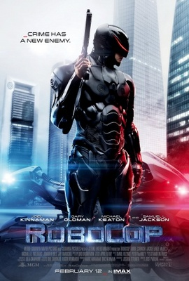 RoboCop movie poster (2014) poster MOV_fb871b15