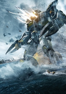 Pacific Rim movie poster (2013) poster MOV_fb95a18d