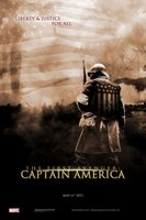 Captain America: The First Avenger movie poster (2011) picture MOV_fb985af4