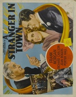 A Stranger in Town movie poster (1943) picture MOV_fba38ec7
