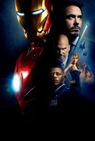 Iron Man movie poster (2008) picture MOV_fba824b7
