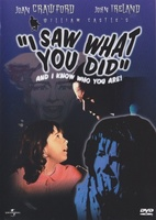 I Saw What You Did movie poster (1965) picture MOV_fba85b69