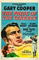 The Pride of the Yankees movie poster (1942) picture MOV_fbadda2b