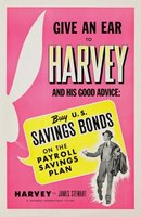 Harvey movie poster (1950) picture MOV_fbb70f4c