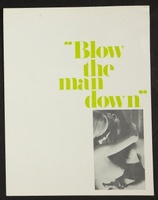 Blow the Man Down movie poster (1968) picture MOV_fbba719b