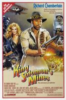 King Solomon's Mines movie poster (1985) picture MOV_fbbcaf86
