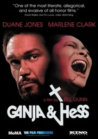 Ganja & Hess movie poster (1973) picture MOV_fbbce125