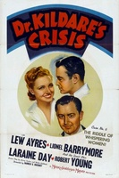 Dr. Kildare's Crisis movie poster (1940) picture MOV_fbbf9758