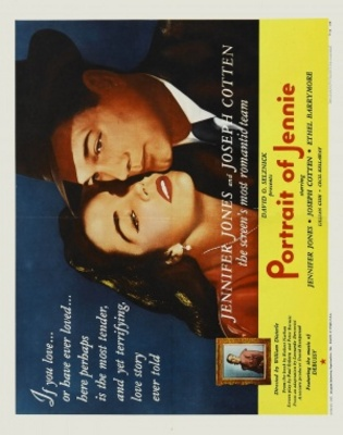 Portrait of Jennie movie poster (1948) poster MOV_fbc209f3
