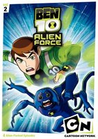 Ben 10: Alien Force movie poster (2008) picture MOV_fbc91e30