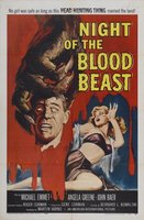 Night of the Blood Beast movie poster (1958) picture MOV_fbca191b