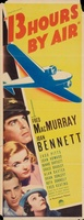 Thirteen Hours by Air movie poster (1936) picture MOV_fbcf1fbf