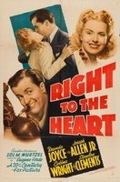 Right to the Heart movie poster (1942) picture MOV_fbd2c850