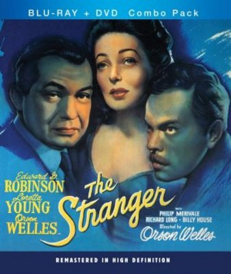 The Stranger movie poster (1946) poster MOV_fbd7a2bb