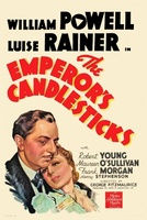 The Emperor's Candlesticks movie poster (1937) picture MOV_fbdbf3bf