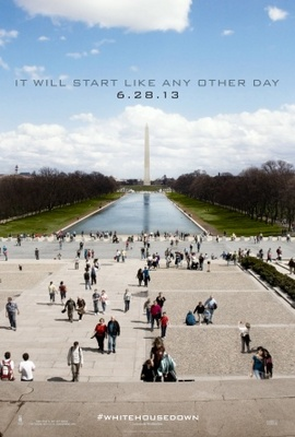 White House Down movie poster (2013) poster MOV_fbdcae34