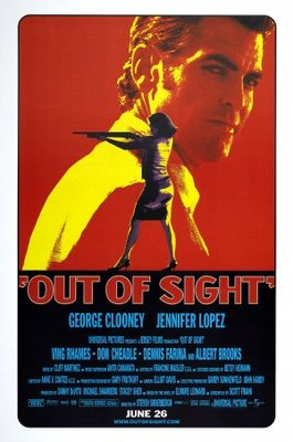Out Of Sight movie poster (1998) poster MOV_fbeb81f8