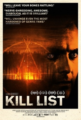 Kill List movie poster (2011) poster MOV_fbf11fd8