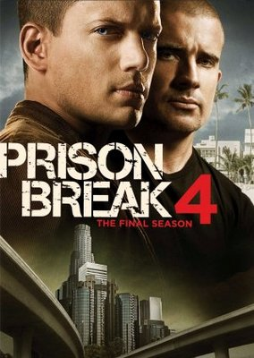 Prison Break movie poster (2005) poster MOV_fbf4bcac