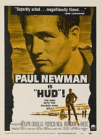 Hud movie poster (1963) picture MOV_fbf9c5b1