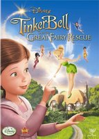 Tinker Bell and the Great Fairy Rescue movie poster (2010) picture MOV_fc0f9c3f