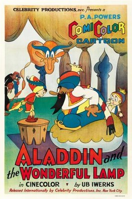 Aladdin and the Wonderful Lamp movie poster (1934) poster MOV_fc133a8c
