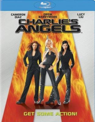 Charlie's Angels movie poster (2000) poster MOV_fc19b78a