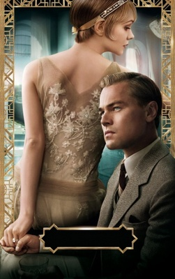 The Great Gatsby movie poster (2012) poster MOV_fc212cce