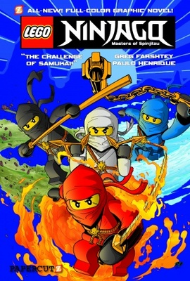 Ninjago: Masters of Spinjitzu movie poster (2011) poster MOV_fc264393