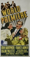 World Premiere movie poster (1941) picture MOV_fc2b367b