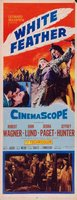 White Feather movie poster (1955) picture MOV_fc2cd92c