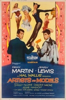 Artists and Models movie poster (1955) picture MOV_fc2e2266