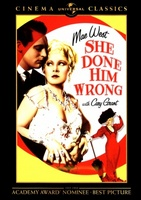 She Done Him Wrong movie poster (1933) picture MOV_fc2ec085