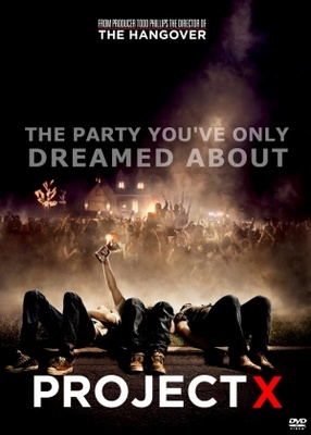 Project X movie poster (2012) poster MOV_fc31d2d9