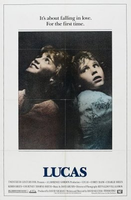 Lucas movie poster (1986) poster MOV_fc35020c