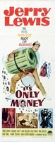 It'$ Only Money movie poster (1962) picture MOV_fc369ddb