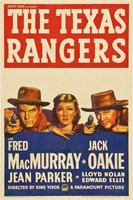 The Texas Rangers movie poster (1936) picture MOV_fc370222